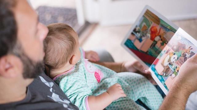原创心理学:那些第一次当爸爸的人,感情会变得更专一