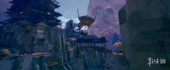 3D冒险游戏《沉睡在黄昏中的城市》宣传影片发布