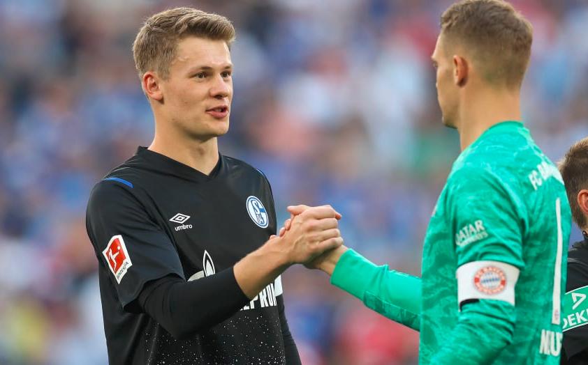 踢球者:拜仁将免签德国未来一门 锁定诺