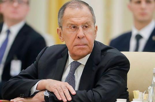 """美国因这事想拉中国""""下水"""" 俄外长态度强硬:尊重中国意愿"""
