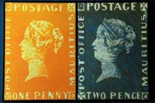 全球10大最珍贵的邮票 中国也上榜了