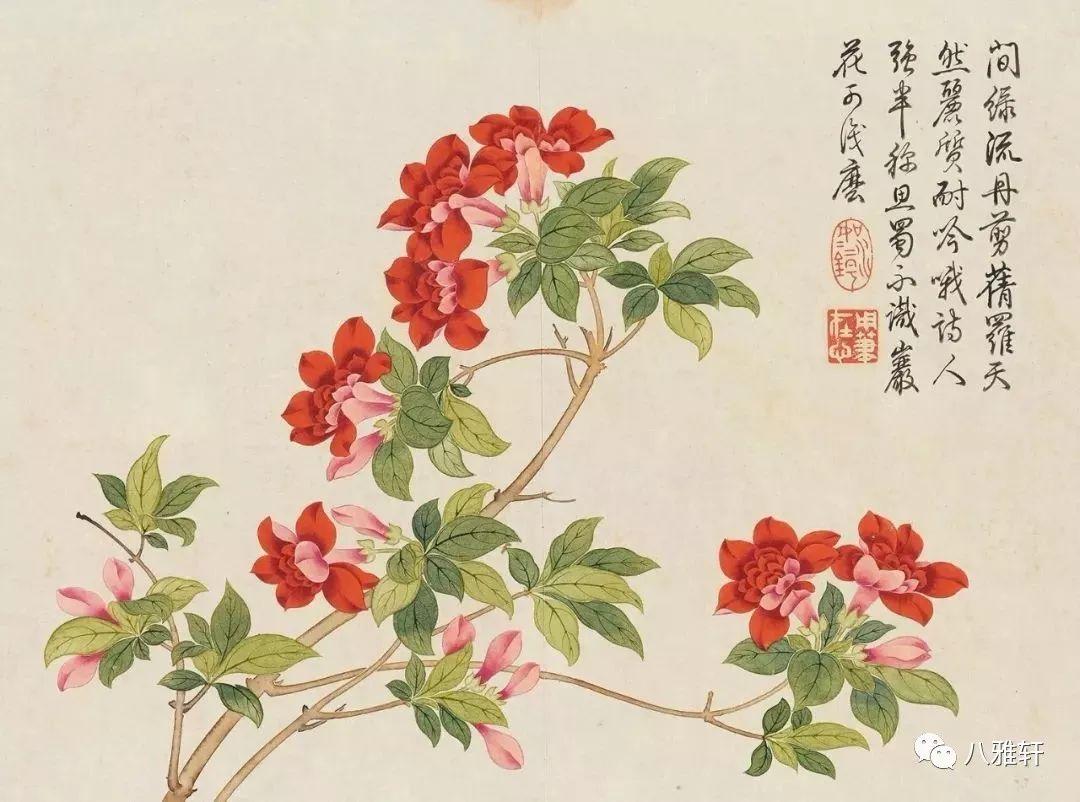 八雅轩丨【艺术经典】清朝状元,一位一路开挂的文人画家