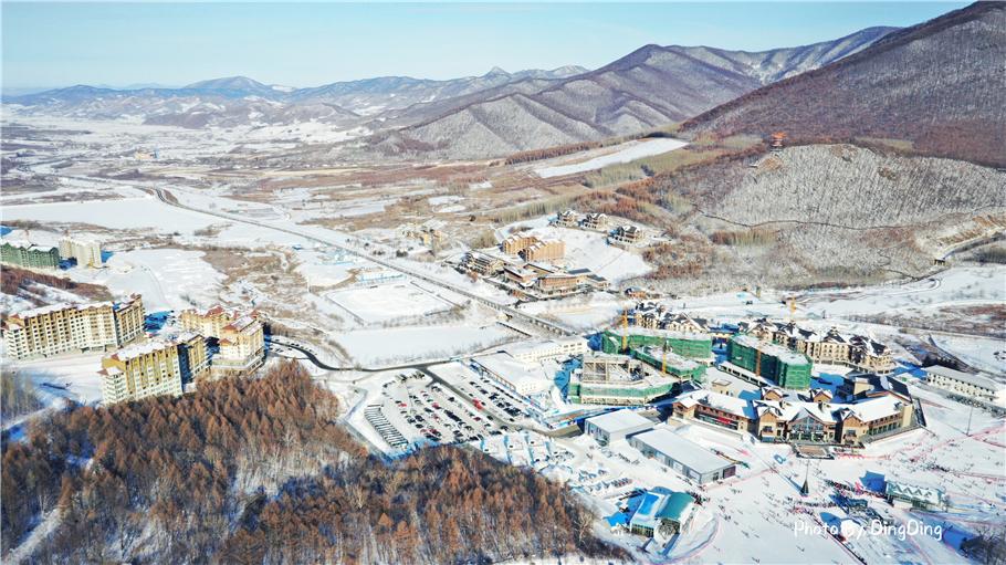 原创             吉林世界级滑雪场叫北大壶还是北大湖,傻傻分不清楚,雪质好就行
