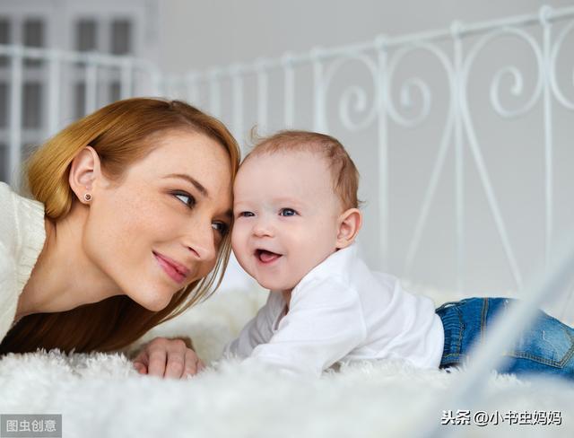 100天的宝宝,父母多给娃做这些智能训练,孩子聪明又长得好