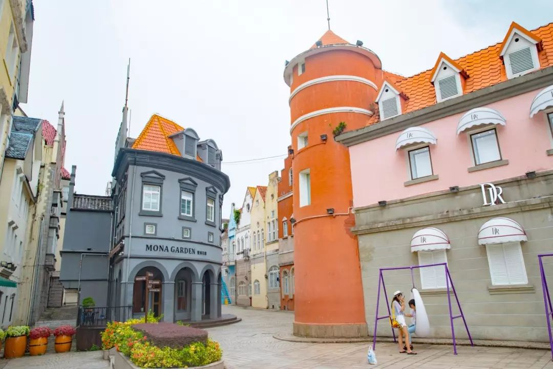 假装在国外!深圳就藏着几个异域风情小镇!大部分免费!