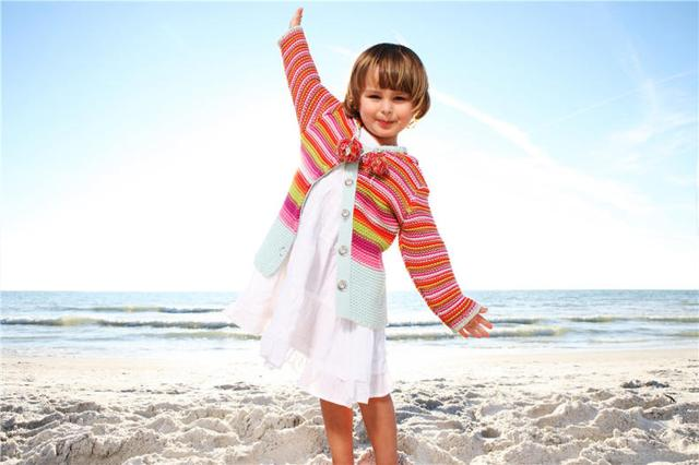 孩子衣服穿多少才够?这些部位已表明