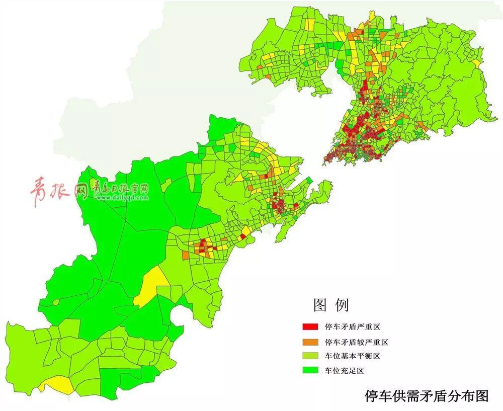 <b>青岛中心城区将增19万余个车位!这些项目也有新进展!</b>