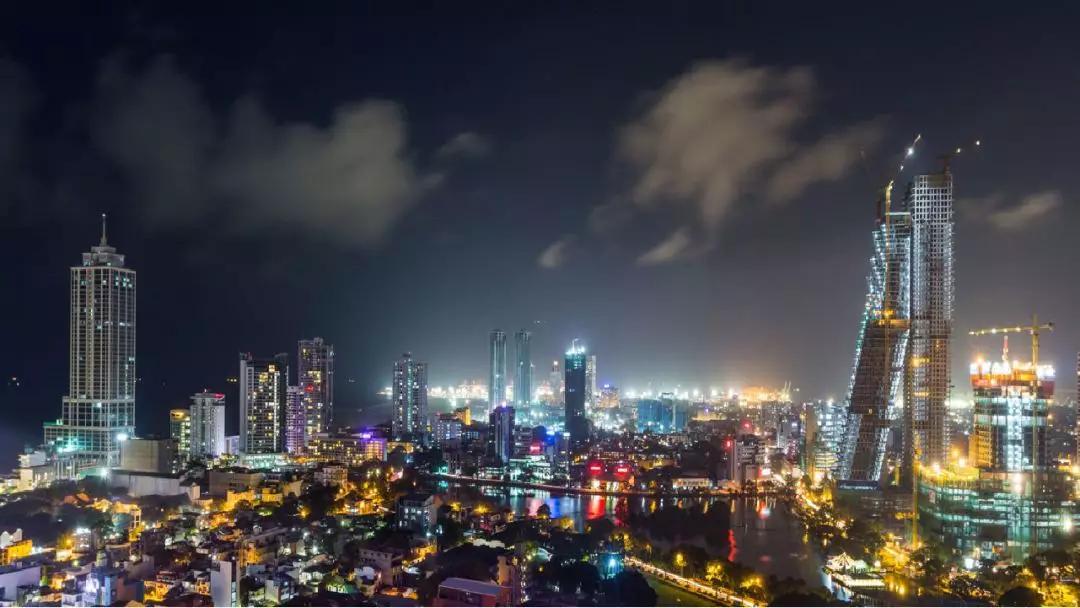 斯里兰卡GDP_斯里兰卡批准中资建设的科伦坡港口城项目复工滚动(3)