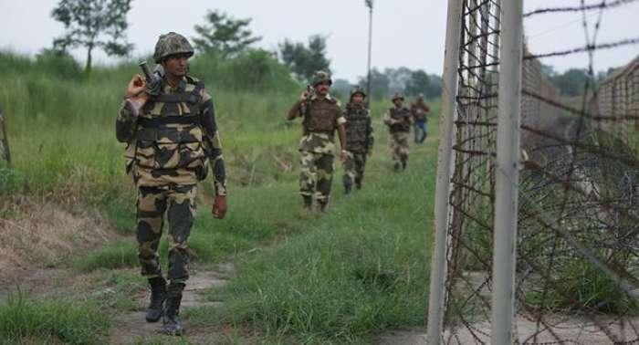 过去72小时内,印巴双方在克什米尔互相开火