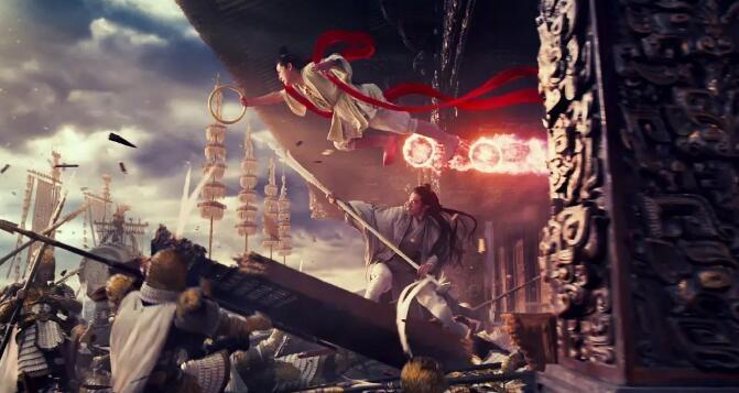 《封神三部曲》引关注 中国首部神话史诗揭开面纱