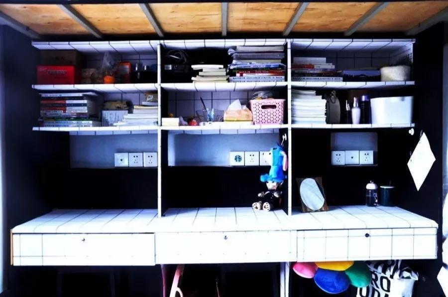 文艺!梦幻!浪漫!这样的大学寝室真的爱了!