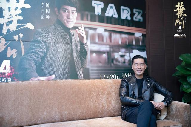 专访陈国坤:李小龙光环是双刃剑,但我不介意