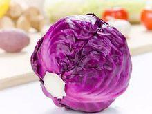 紫甘蓝的营养价值与食用功效 紫甘蓝的做法大全
