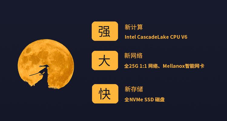 """UCloud优刻得新一代""""快杰""""云主机:计算、网络、存储,唯快不破"""