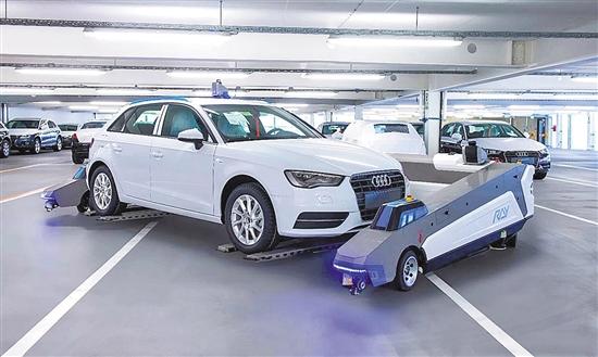 珠海将打造全国首个5G智慧停车实验基地