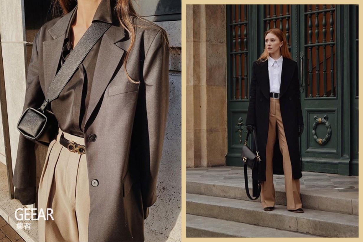 2020年还流行西装吗?这5款轻奢设计会持续受时尚女生追棒!