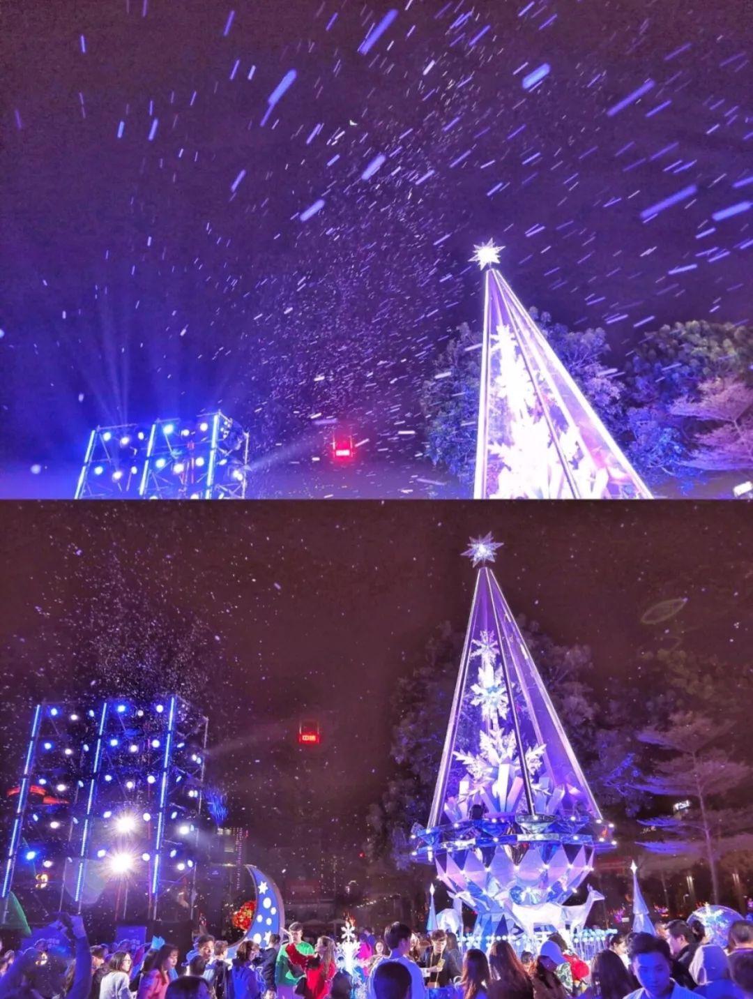 广州圣诞季必打卡!这5个圣地!飘雪!童话!0元出大片!