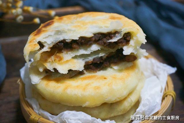 想要烧饼酥脆可口,只需多加一步,做法简单,比买的还好吃