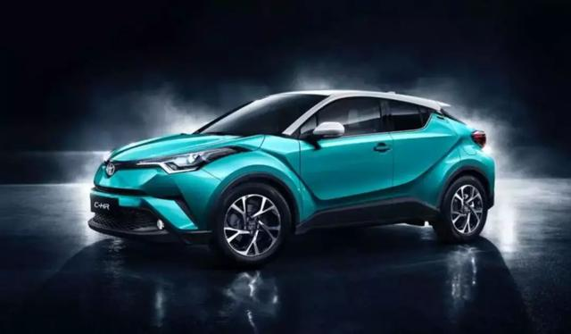 不比丰田C-HR差,还是国产自主品牌,TA卖13万贵吗?_icon
