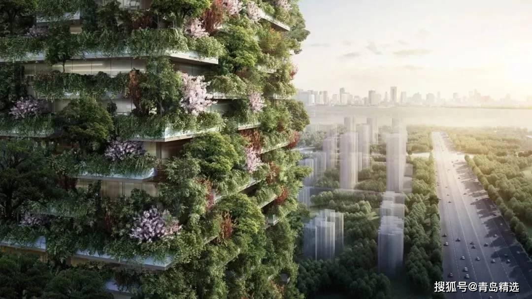 青岛百亿城市综合体加持 迭代住宅靠什么秒杀刚需盘?