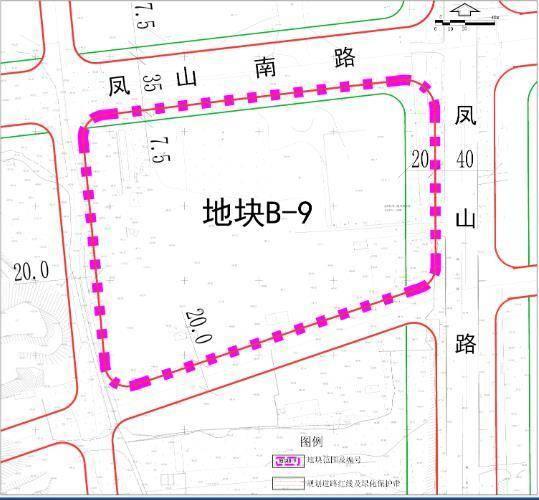 济南历下长岭山片区规划新增一医院,位于凤山路以西