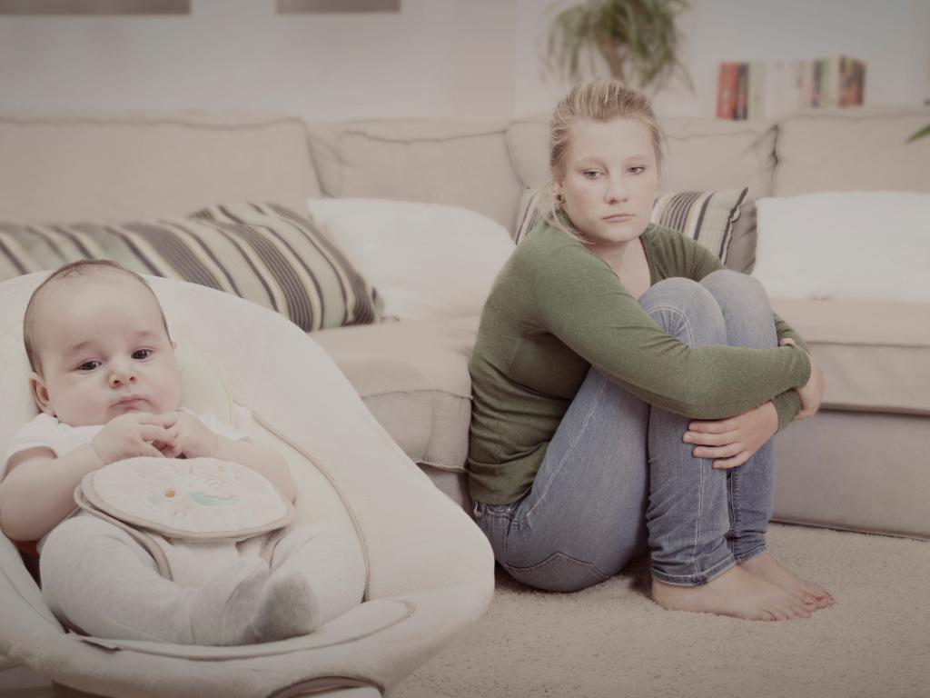 30%女性会得产后抑郁,最短3个月自愈,最常可持续两年
