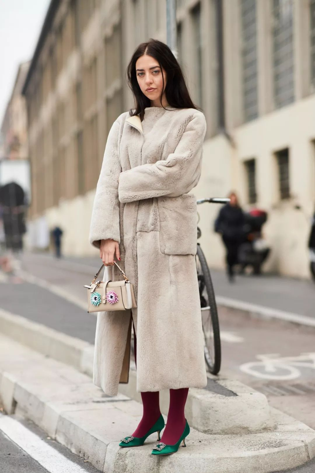 时髦又环保的人造皮草,没有你想象中那么难穿!