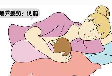 母乳喂养的四种姿势,你知道多少?