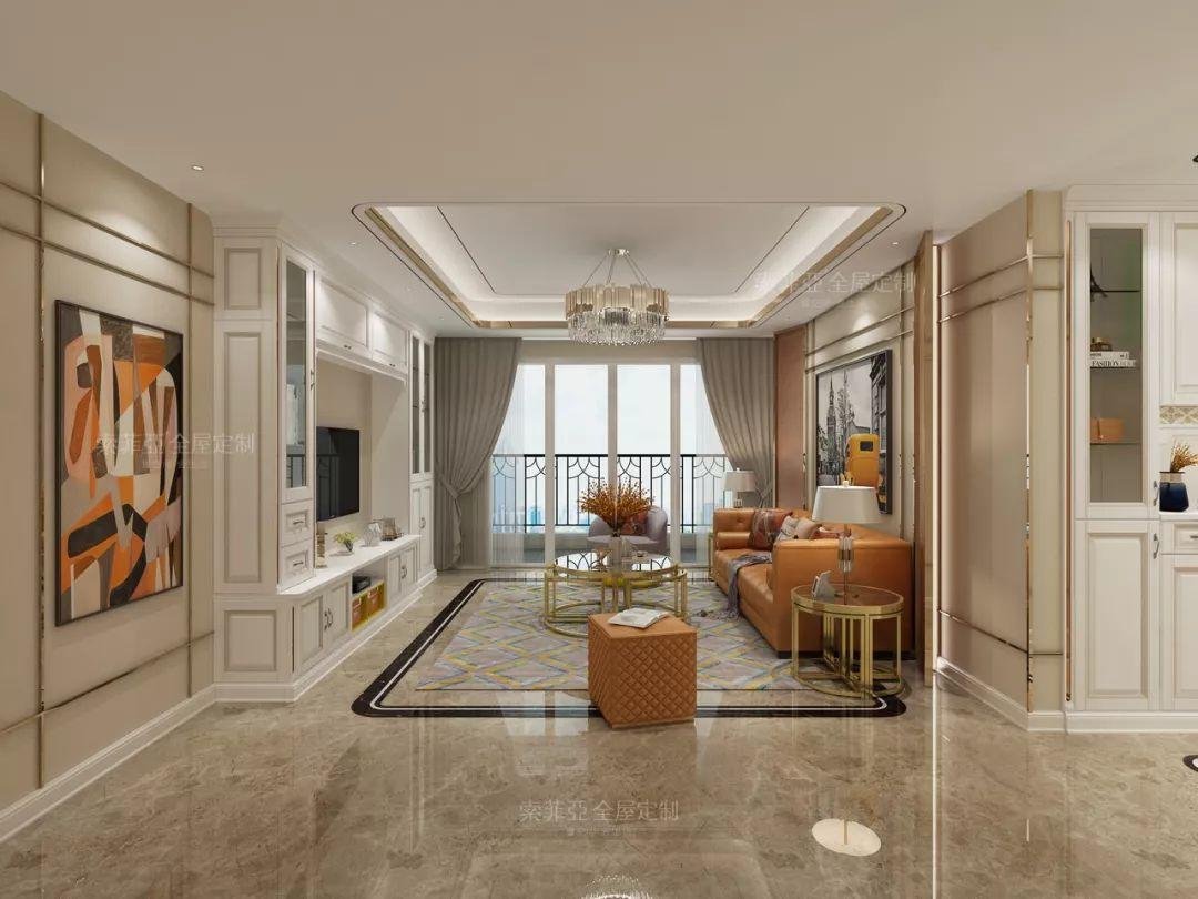 年度受欢迎的家装风格Top3,你选谁?