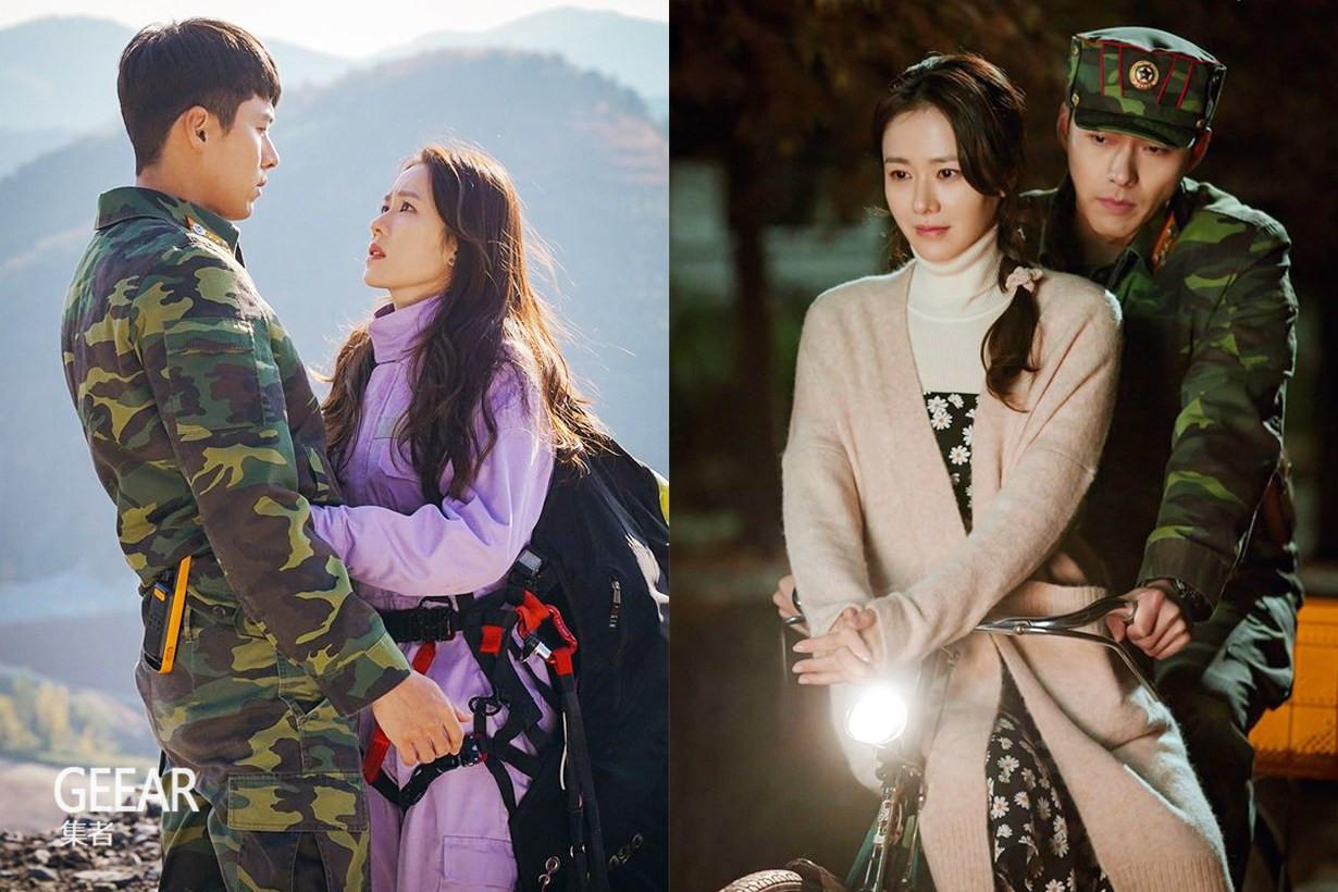 玄彬在《爱的迫降》中为孙艺珍亲手绑的就是当下最潮流的发型!