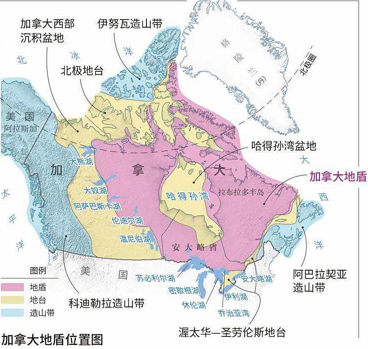 加拿大国土面积和人口_加拿大大量揽人,5大理由告诉你,2021年为何要移民加拿大
