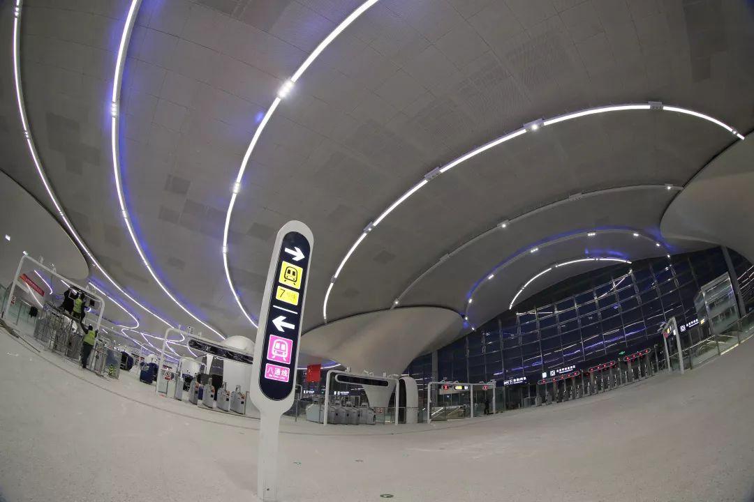 喜大普奔!本周六,通州新地铁线正式开通运营!
