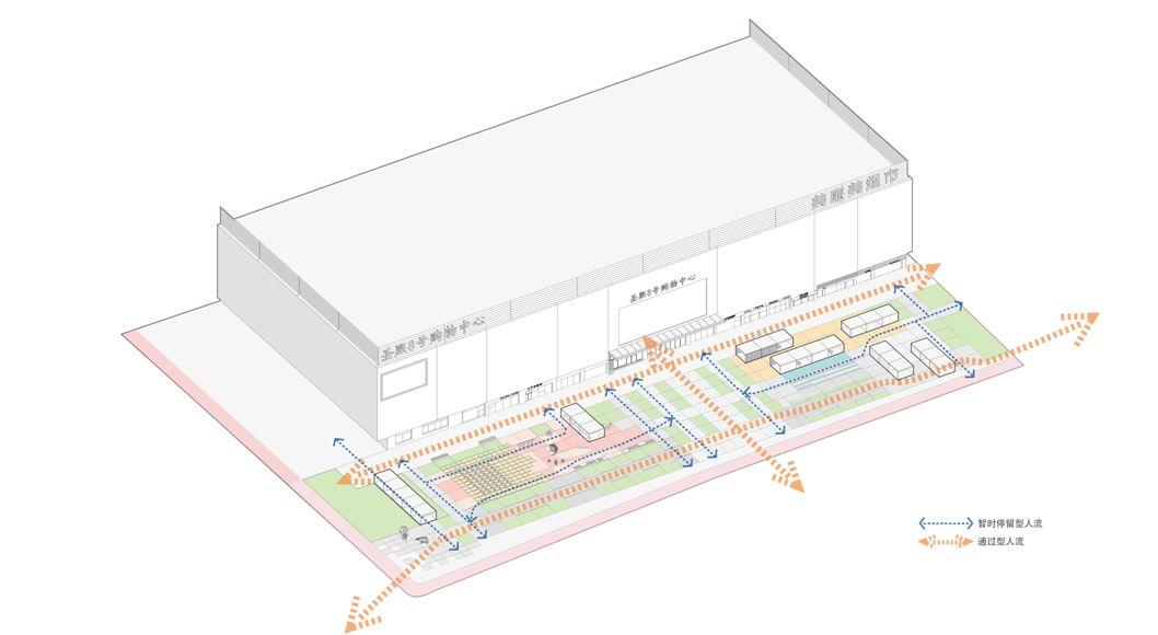 学院路片区城市公共空间更新设计 2 3