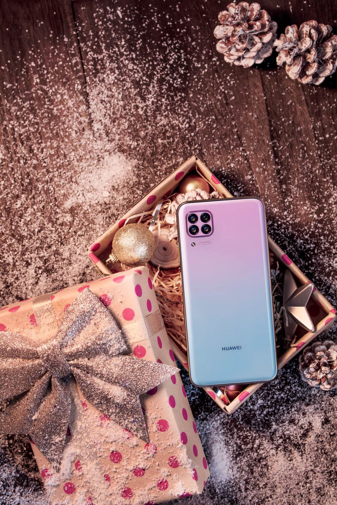 """原创            从""""她经济""""到""""她力量""""  华为nova 6 SE重构女性手机"""