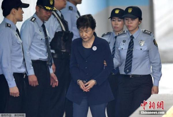 朴槿惠成韩国坐牢时间最长总统,入狱1000天量刑未定