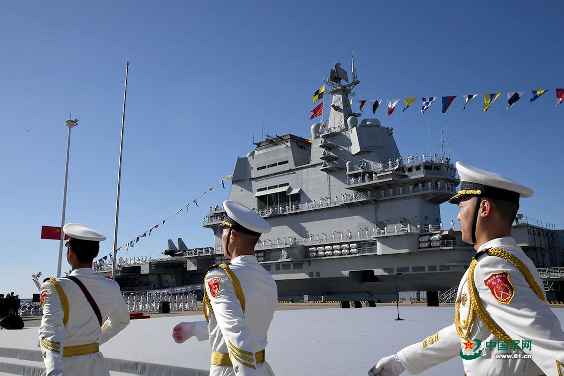 中國在吉布提的新建碼頭可停航母?國防部回應
