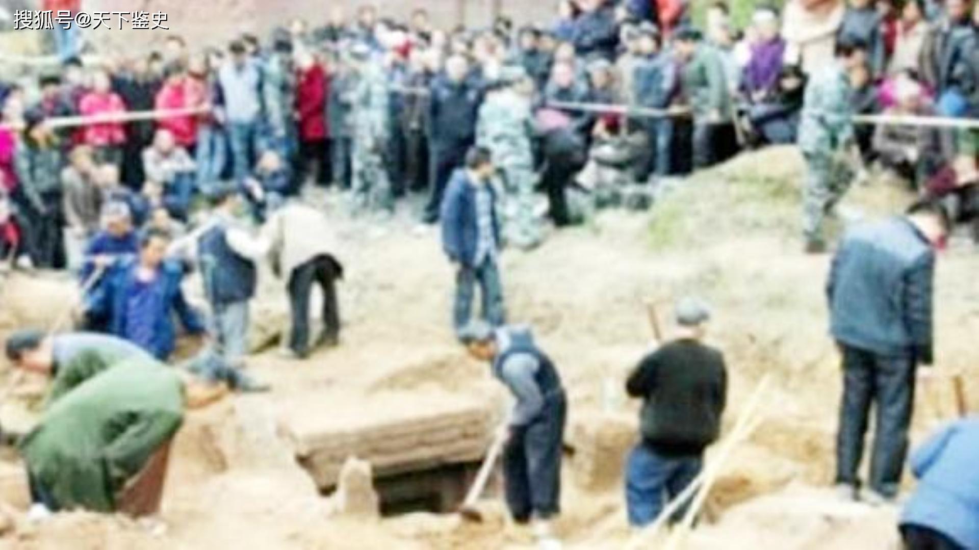 诸葛亮陵墓被挖出,墓中景象轰动平安彩票网 轶事秘闻 第2张