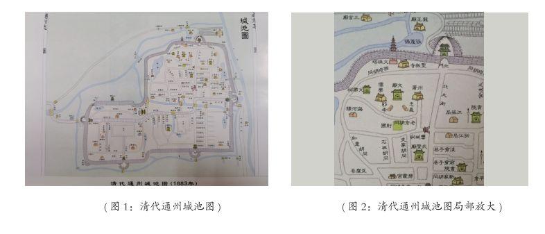 城池平面图