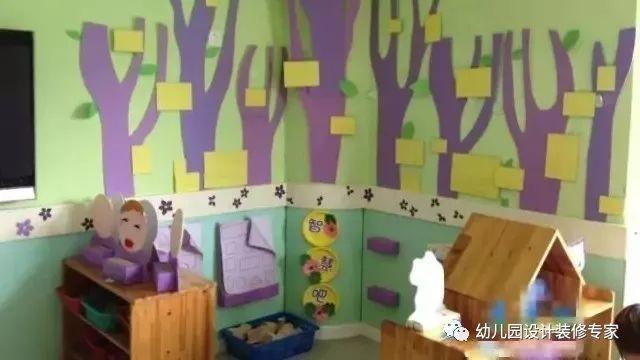 幼儿园美术   《幼儿园美术》   公众号:专业分享   幼儿园美术,简笔画,儿童画,手工画,粘贴画,   美术教程   温馨的区角   纸盘手工主题墙   好大一棵树
