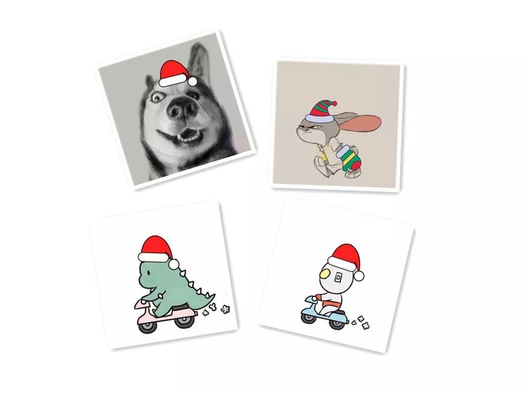 朋友圈圣诞帽怎么弄的 微信朋友圈添加圣诞帽头像方法-手机腾牛网