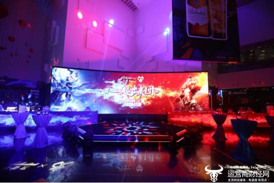玉名美良上海移动5G营业厅变身电竞热血竞技场!