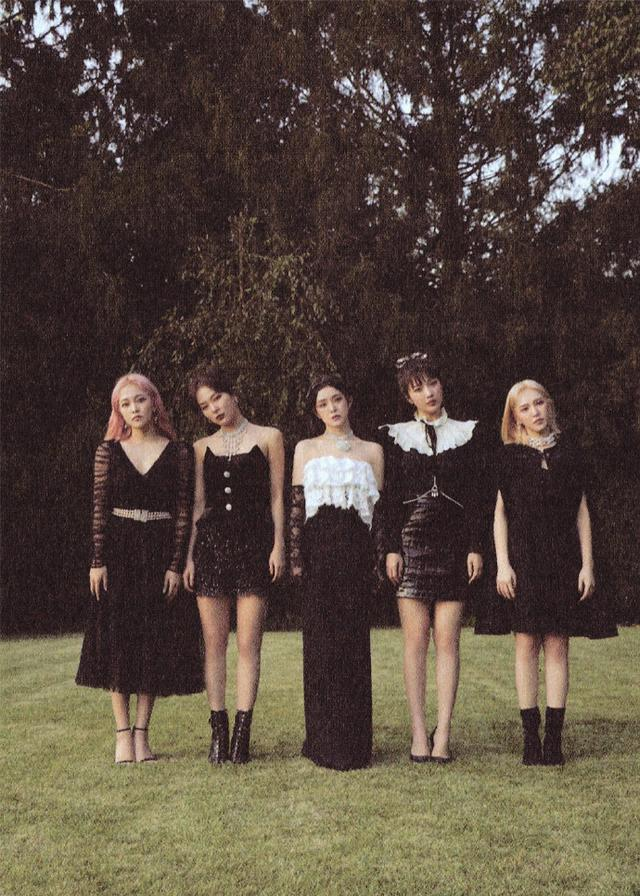 Red Velvet MV出炉打破过往形象,新歌上线随破百万点击数