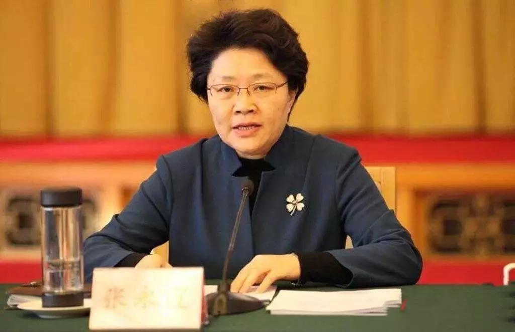 山东女厅官赴任甘肃金昌市委书记