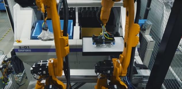 开发折叠、打包机器人 优衣库工厂即将实现完全自动化