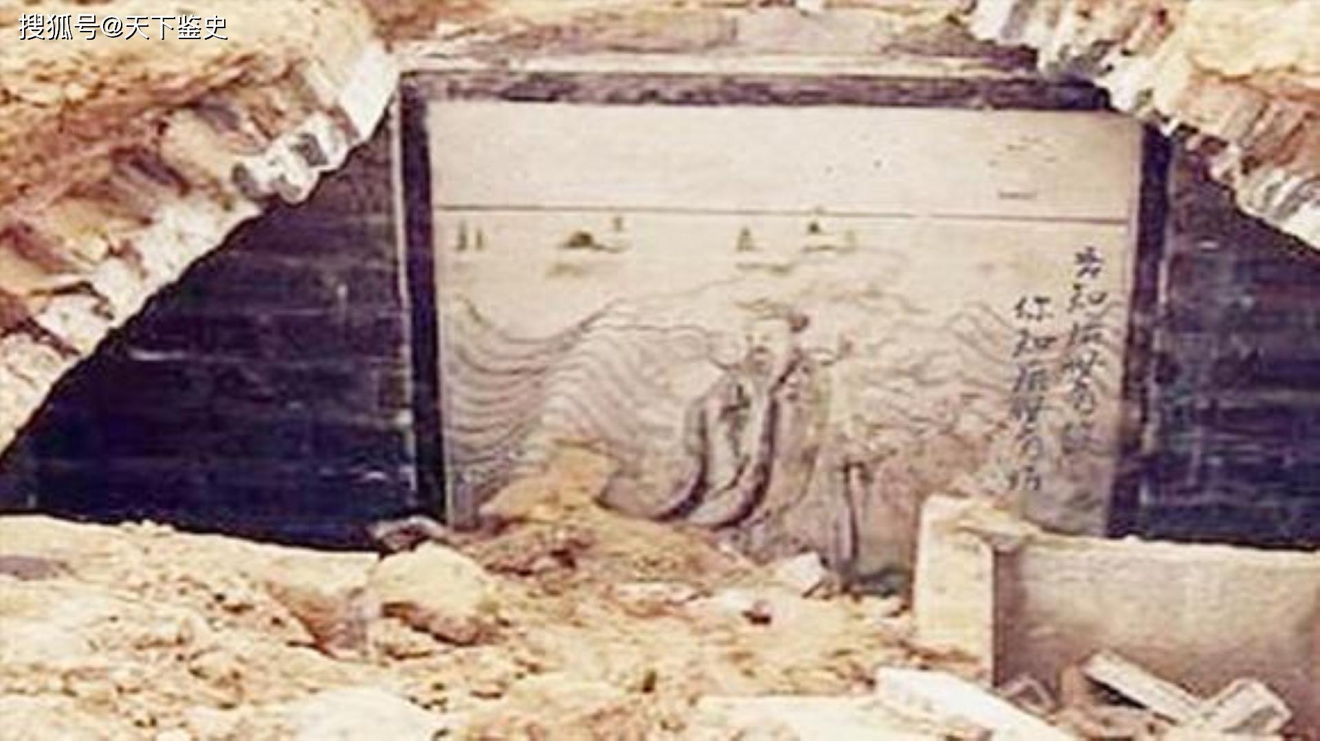 诸葛亮陵墓被挖出,墓中景象轰动平安彩票网 轶事秘闻 第1张