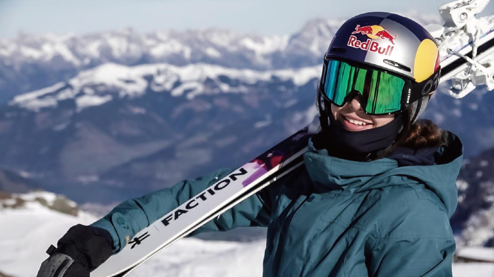 滑雪少女谷爱凌签约奥地利红牛 唤醒全民冰雪热潮
