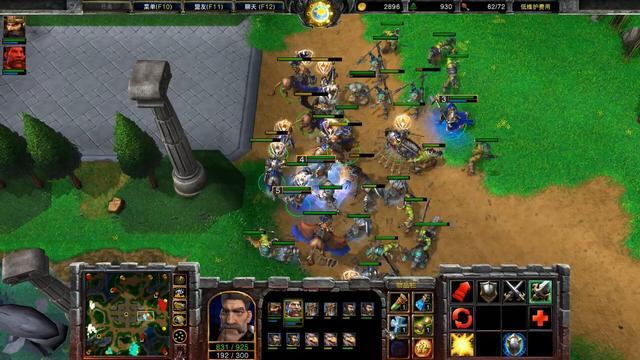 玩家用虚幻4重制魔兽3,暴雪看后直接跳票,同人逼死官方?
