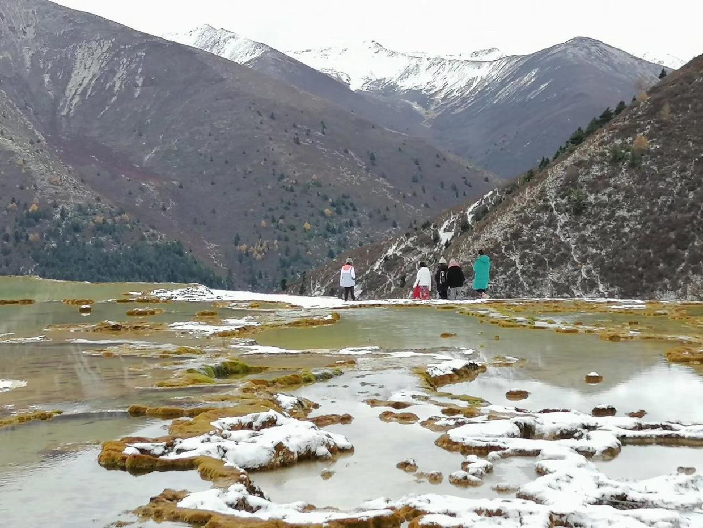 走向青藏高原,朝圣贡嘎神山,探秘冰封之泪冷噶措!