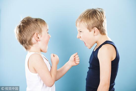 妈妈患抑郁 儿童更容易变暴力