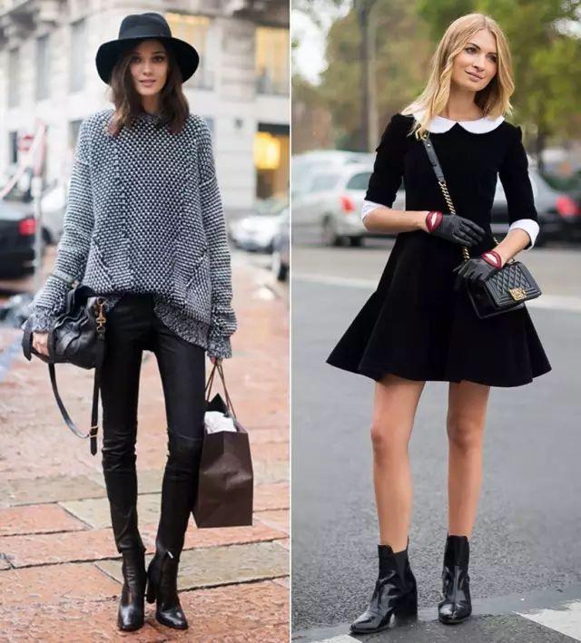 为什么所有时髦精,都对「黑色」念念不忘?